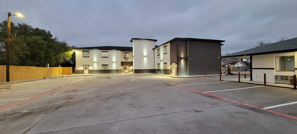 Alamo Inn Motel San Antonio Tx 2203 East Commerce 78203
