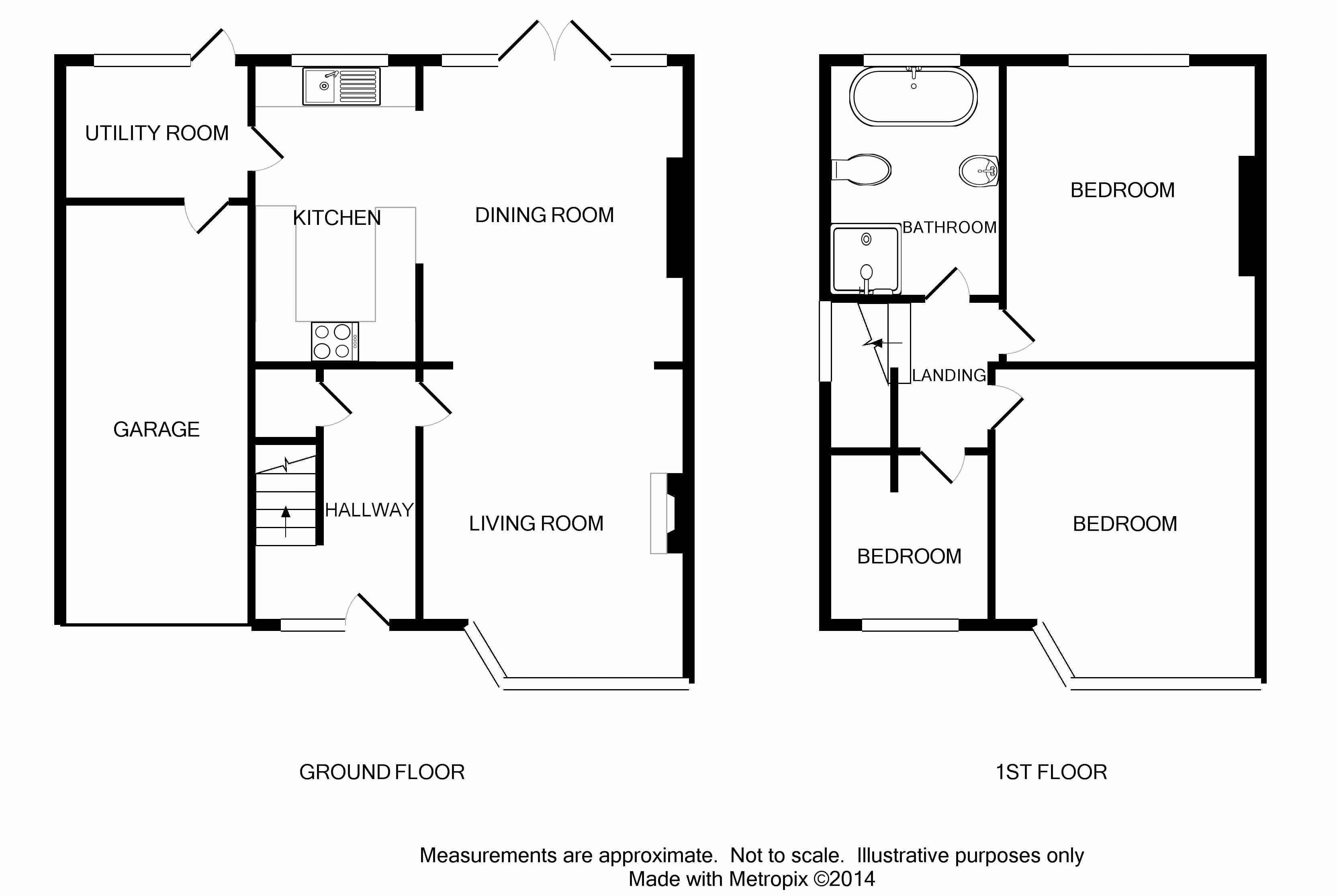3 Bedroom Semi Detached For Sale On Brenton Road Penn