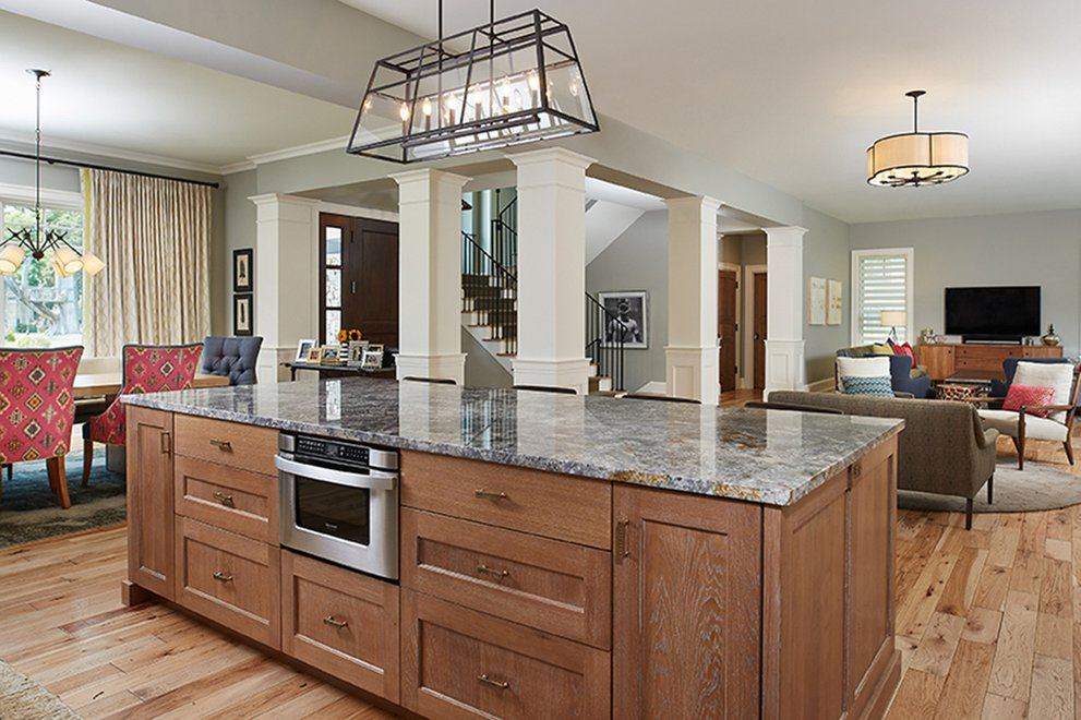 Open Floor Plans: Build A Home With A Practical And Cool