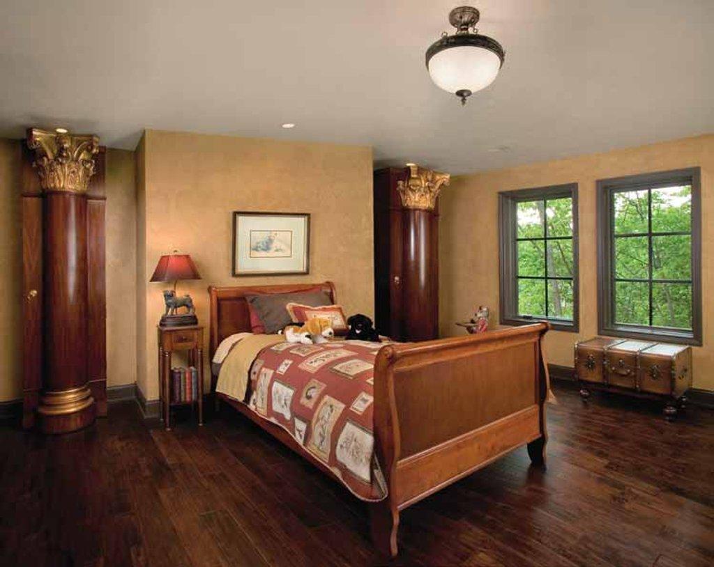 Tudor Style House Plan - 3 Beds Baths 3586 Sq Ft