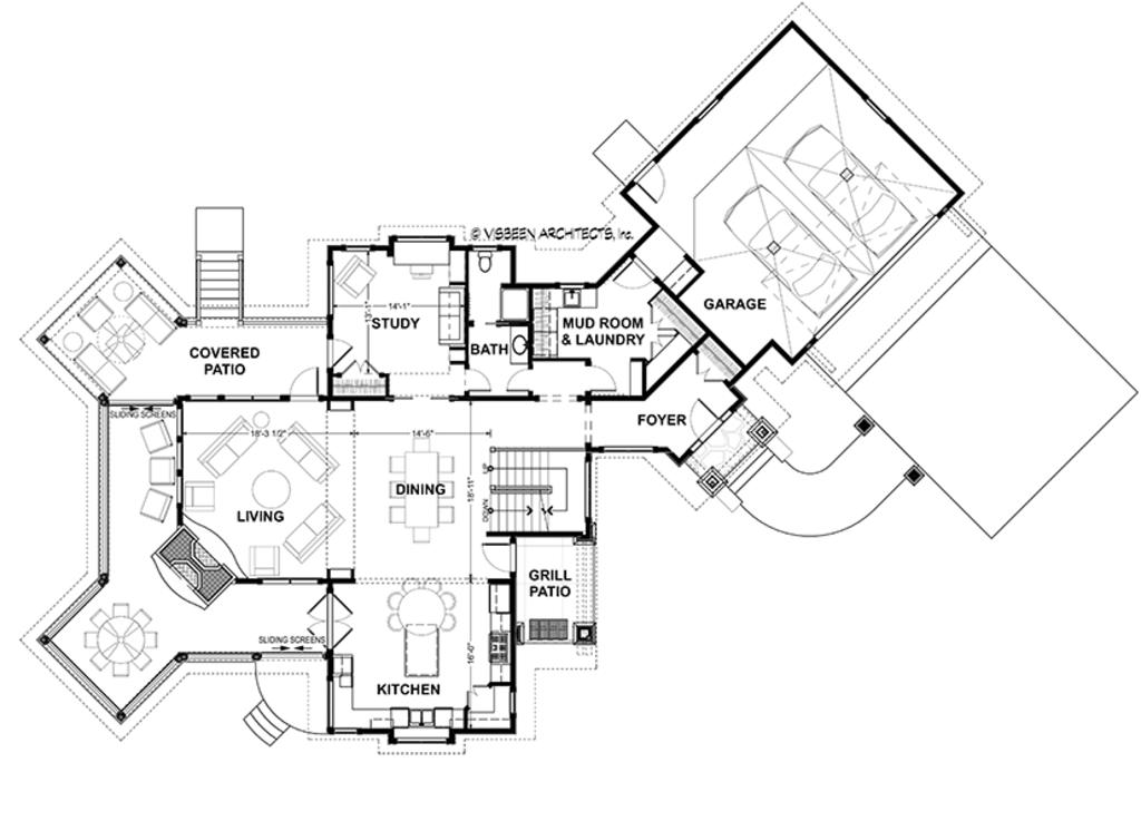 Floor Plan 1857