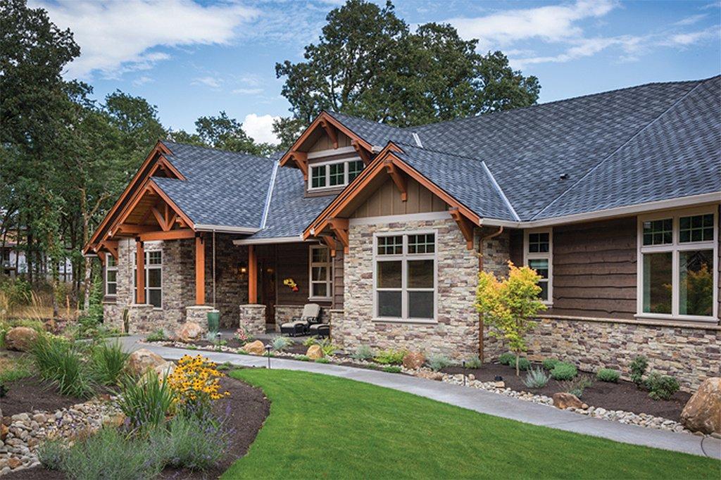 Ranch Style House Plan  3 Beds 3 Baths 2910 SqFt Plan
