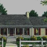 Country Style House Plan 3 Beds 2 Baths 1492 Sq Ft Plan 406 132 Houseplans Com