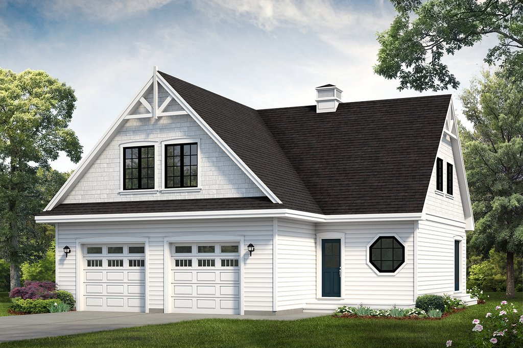 Country Style House Plan 2 Beds 2 Baths 914 Sq Ft Plan 47 1090 Eplans Com