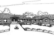 Traditional Style House Plan 4 Beds 3 Baths 3221 Sq Ft