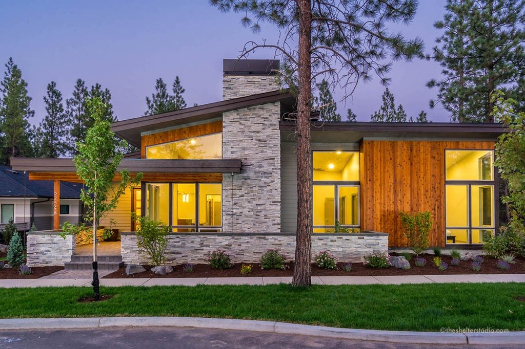 Modern Style House Plan 3 Beds 2 5 Baths 2235 Sq Ft Plan