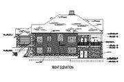 European Style House Plan 6 Beds 4 5 Baths 2552 Sq Ft