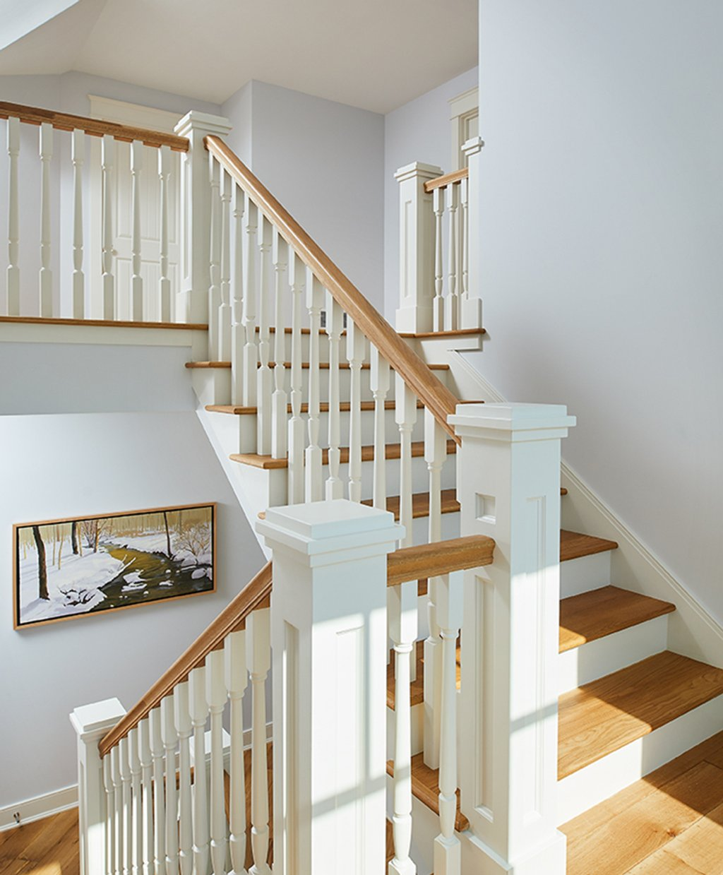Craftsman Style House Plan  4 Beds 35 Baths 3797 SqFt