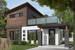 Modern House Plans Floor Plans & Designs Houseplans com