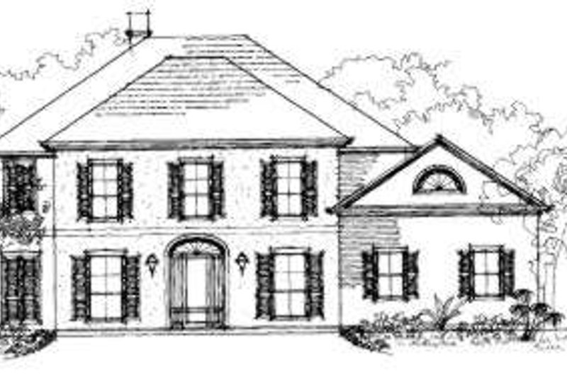 Southern Style House Plan 6 Beds 3 5 Baths 3251 Sq Ft