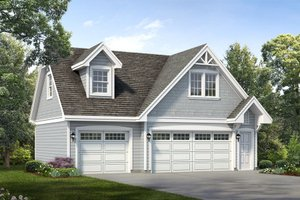Garages With Apartment Floor Plans At