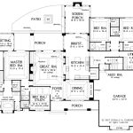 European Style House Plan 4 Beds 4 Baths 3048 Sq Ft Plan 929 1 Dreamhomesource Com