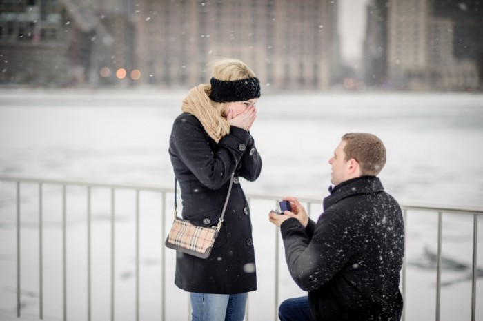 Propose This Winter With Hearts On Fire