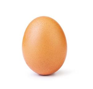 Picture Of An Egg Becomes The Most-Liked Pic In Instagram