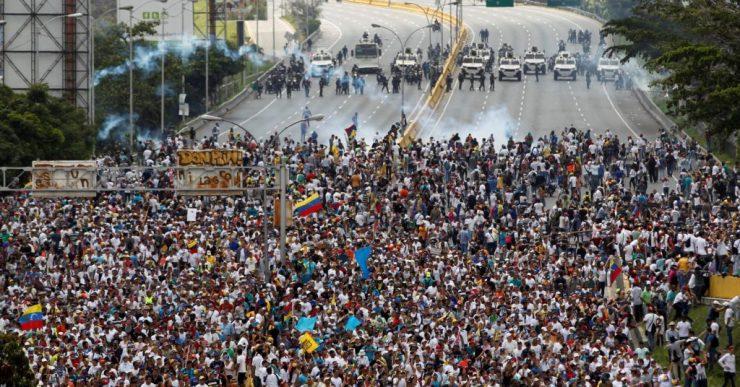 Venezuela Crisis What Is Happening In Venezuela
