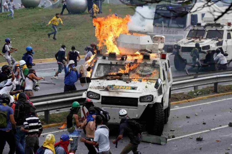 Venezuela Crisis: What Is Happening In Venezuela