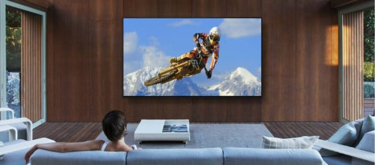 Sony Z9G, The 8K TV Up To 98 Inches From Sony
