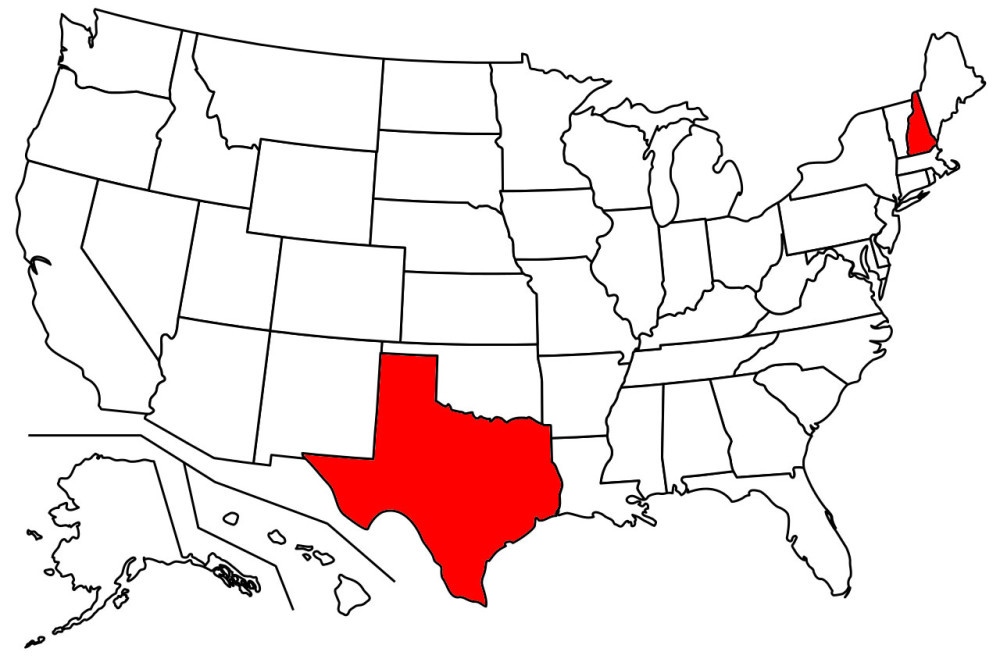 Texas us congressional districts map; What Texas Voters Can Take Away From New Hampshire S Primary Houston Public Media