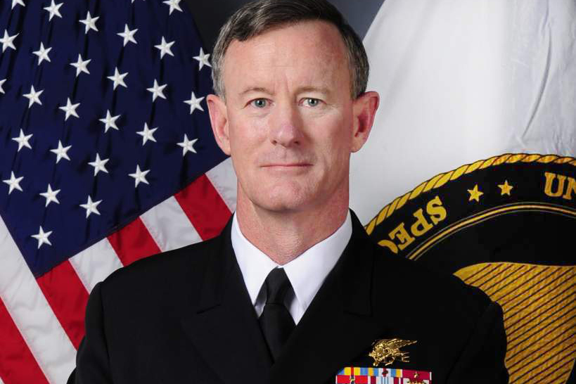 William Mcraven Shares Sea Stories From His Life In