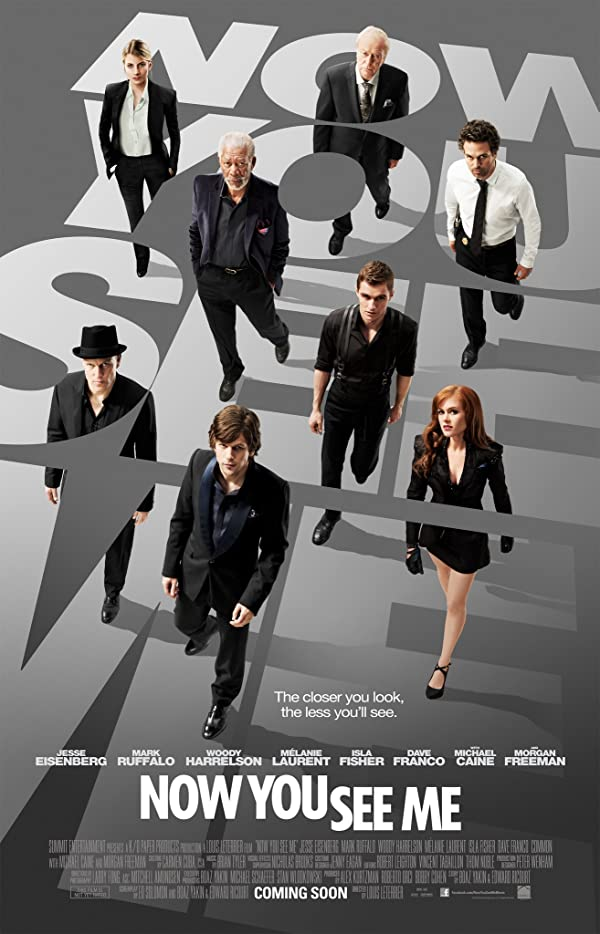 Download Film Now You See Me 2 Bluray 720p : download, bluray, (2013), Movie, Subtitles