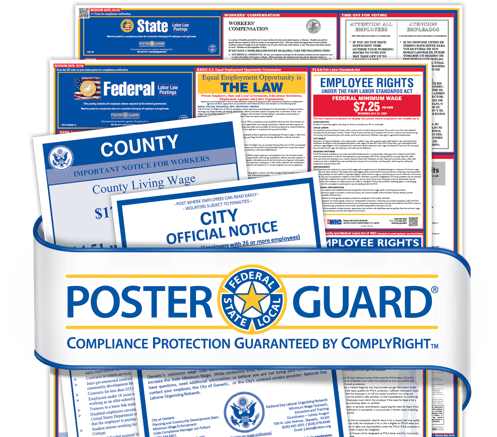 labor law poster service federal