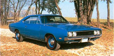 1968 1969 dodge charger