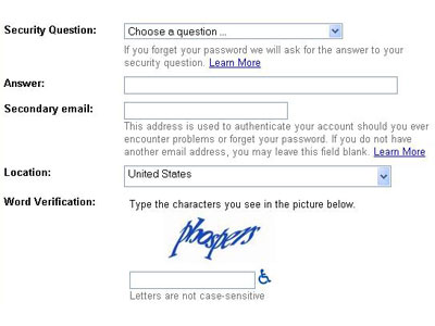 how captcha works howstuffworks