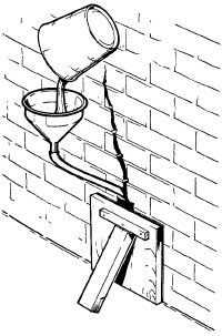 How to Repair Cracks in Brick or Concrete Block