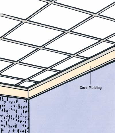 how to tile a ceiling tips and