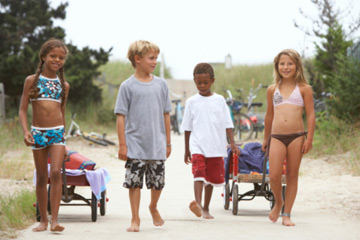 Should You Let Your Kids Invite Friends On Vacation Howstuffworks