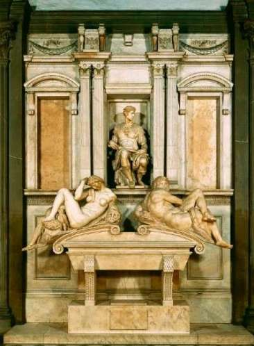 Tomb of Giuliano de' Medici Sculpture by Michelangelo | HowStuffWorks