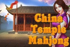 China Temple Mahjong – Play Online a relaxed game of Mahjong Solitaire