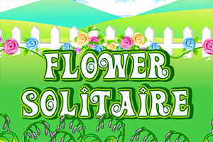 A Flower Klondike Solitaire game – Play Online