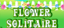 A Flower Klondike Solitaire game – Play Online