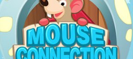 Mouse Connection – Online Game – Connect the food for the mouse in the correct order
