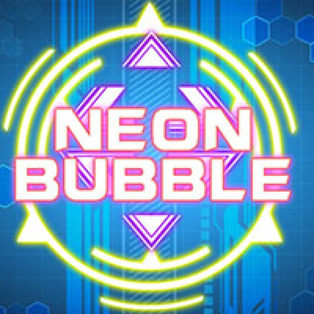 Neon Bubble – Play online for free