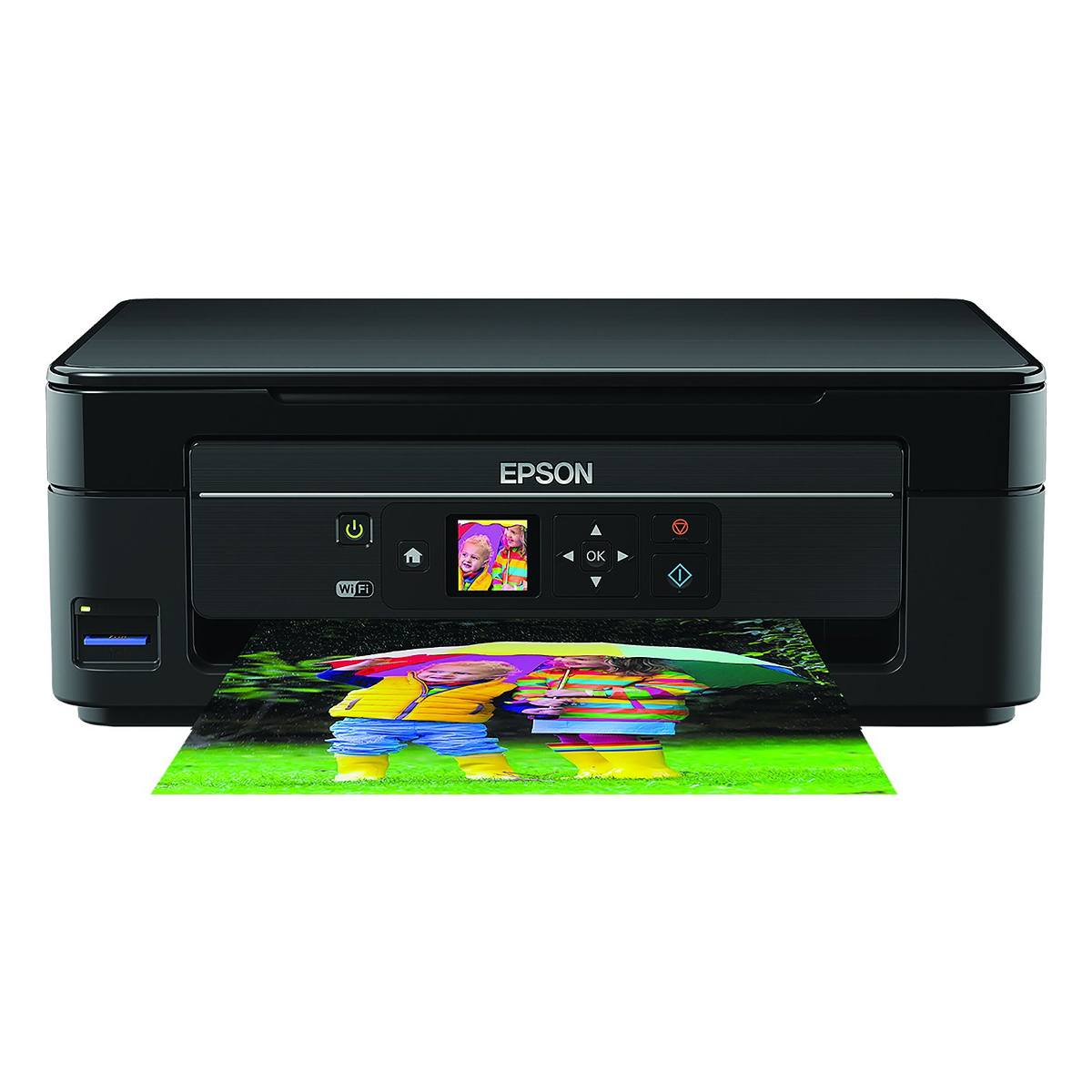 epson kitchen printer island table combo xp342 inkjet all in one compact with built