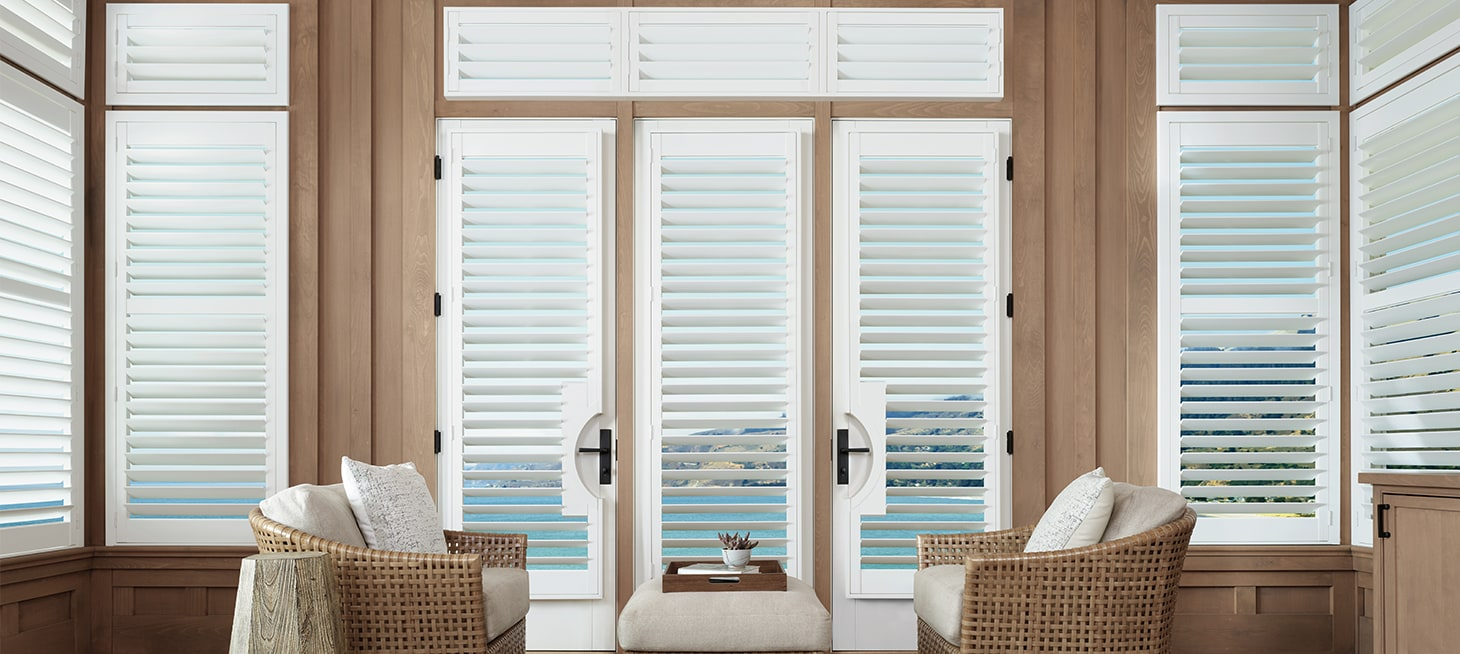 Interior Vinyl Shutters In Toronto Custom Vinyl Window