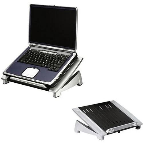 Fellowes Laptop Riser Adjustable Tilt for up to 5kg
