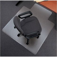 Office Chair Carpet Protector Uk Wedding Reception Without Covers Mat Traditional Protection Pvc 914x1219mm 5 Star