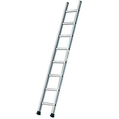single section aluminium ladder