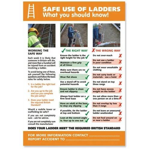 stewart superior safe use of ladders