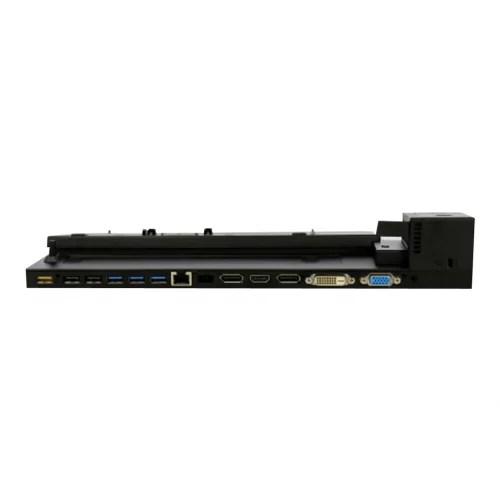 Lenovo ThinkPad Ultra Dock - Port replicator - 170 Watt - for ThinkPad L460; L470; L560; L570; P50s; P51s; T460; T470; T560; T570; W54X; W550s ...