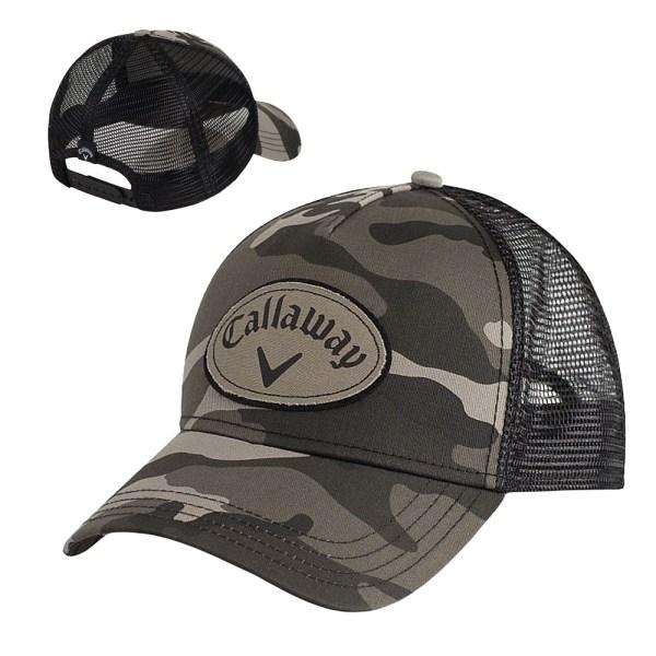Callaway Cg Trucker Adjustable Cap - Men' Golf Hats