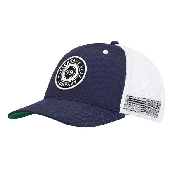 Taylormade Golf Trucker Snapback Hat Mesh Retro