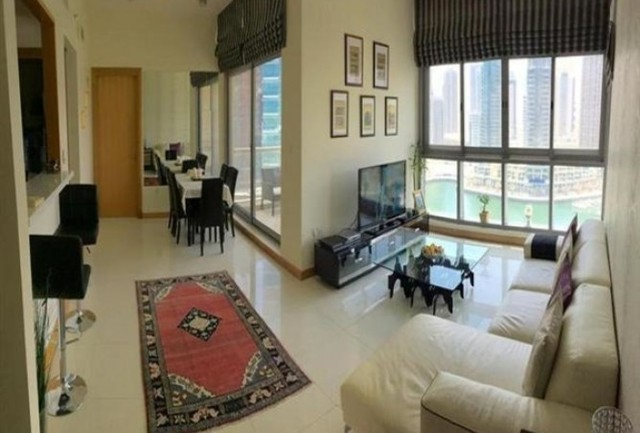 2 Bedroom Apartment To In Iris Blue Dubai Marina By
