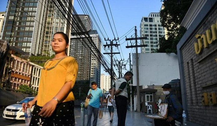 More than 14.5 million Thais qualify for welfare, with most of them earning less than US$1,000 a year.