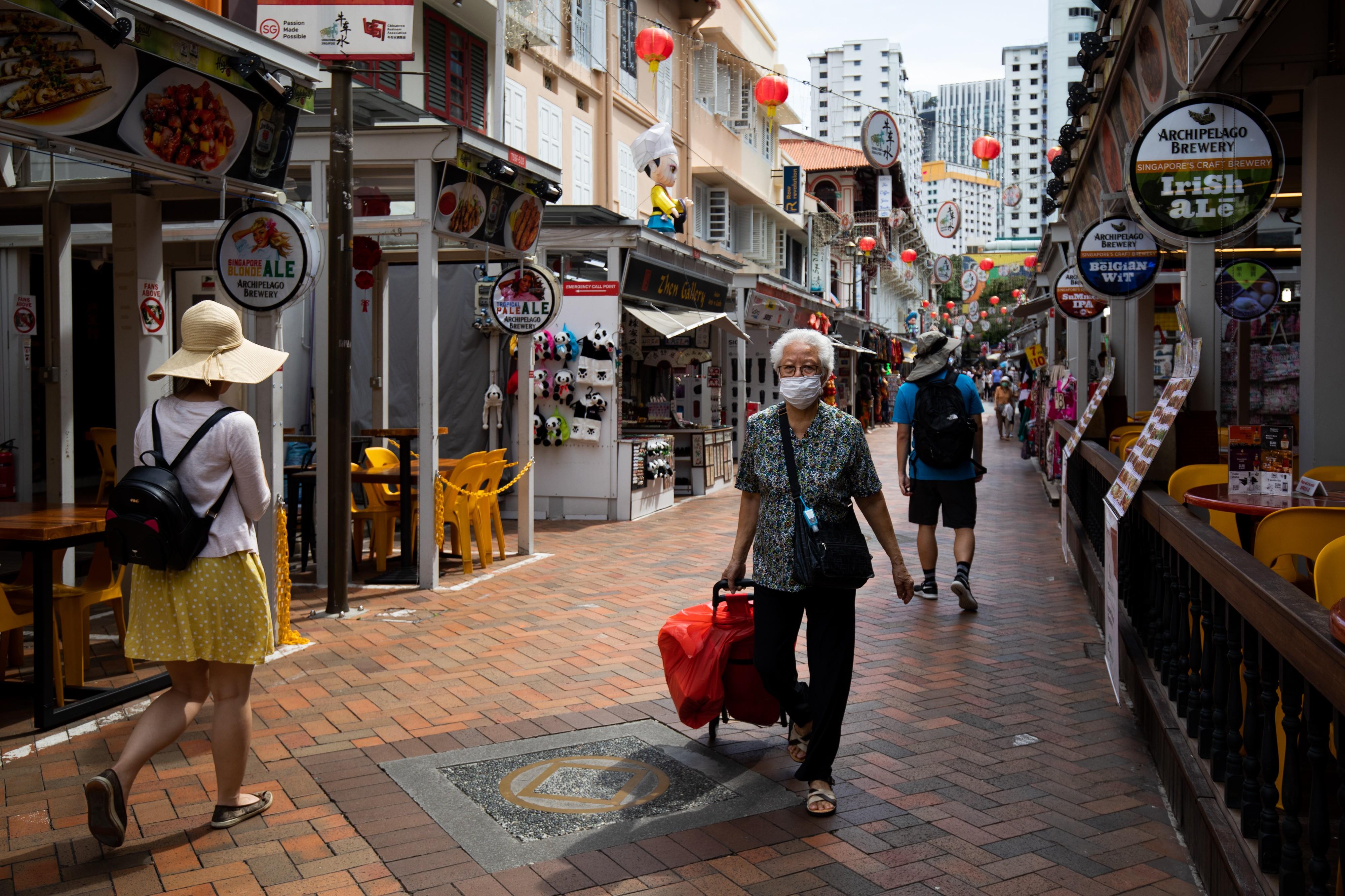 Singapore bracing for coronavirus to hit tourism harder than Sars ...