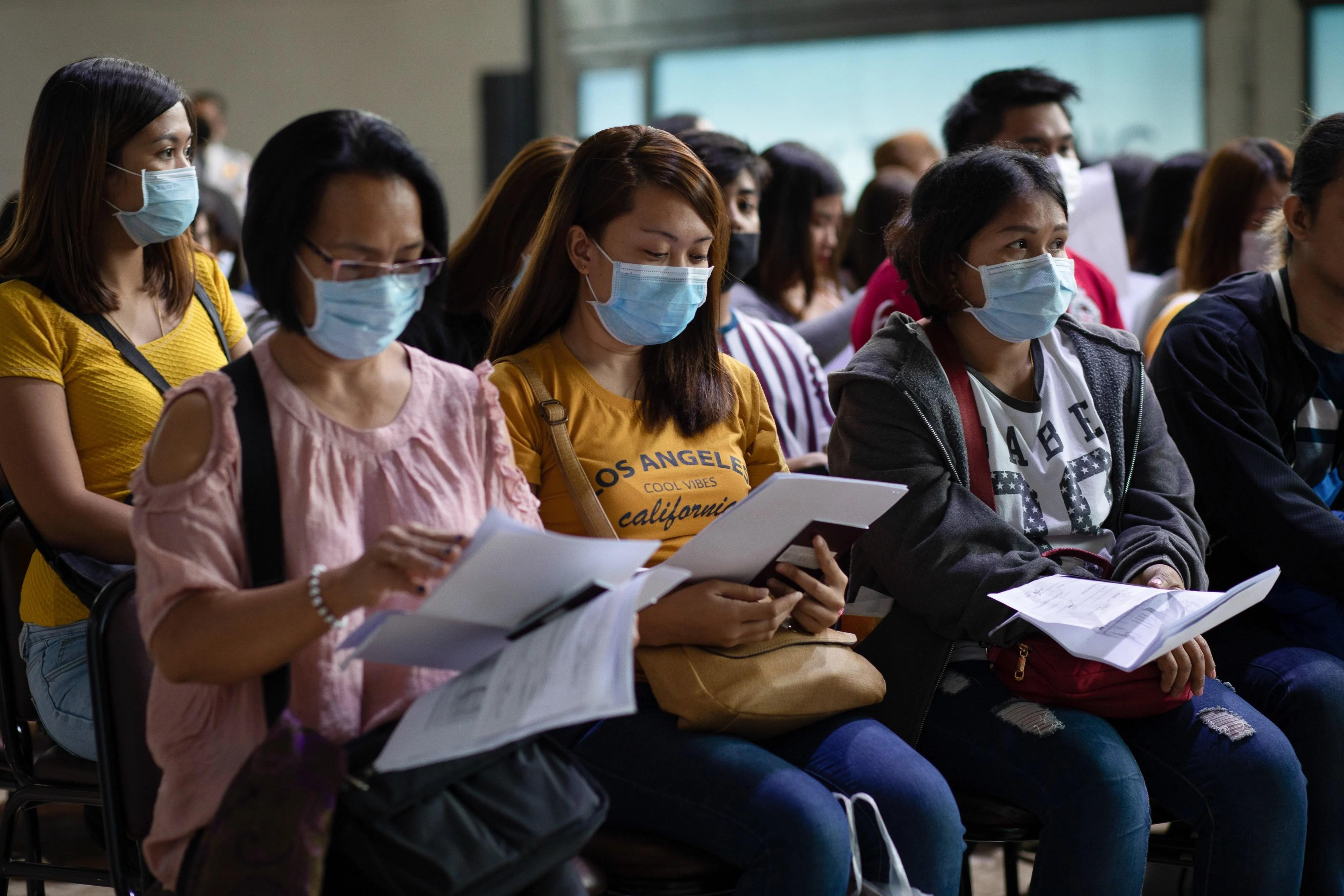 Coronavirus: Philippines allows migrant workers to return to Hong ...