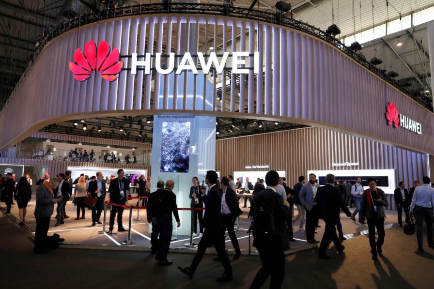 Huawei confirms it has built its own operating system just in case US tensions disrupt use of Google's Android